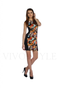 Короткое платье 20178-2