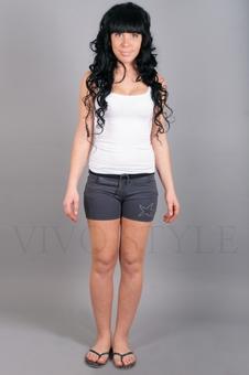 Молодежные женские шорты 30086M-1