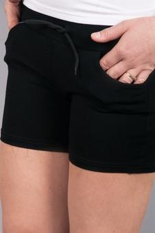 Молодежные женские шорты 30086M-2