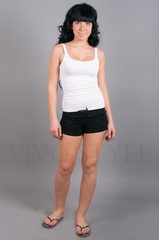 Короткие шорты 30087-1