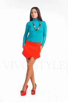 Модные юбка-шорты 30112-3