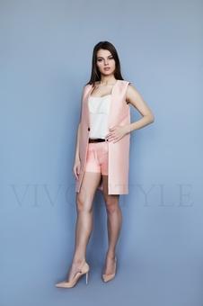 Женские короткие шорты 36001-1