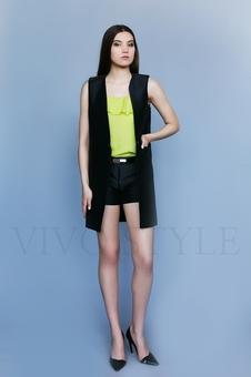 Женские короткие шорты 36001-2