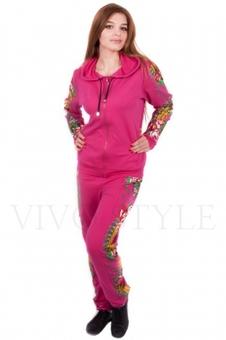 Модный спортивный костюм 72193-1