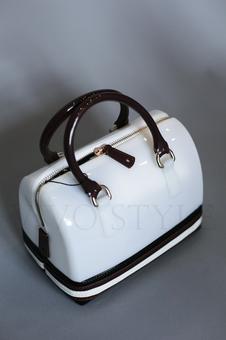 Женская сумка с плотным дном 56002-1
