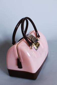 Двухцветная женская сумка 56006-2