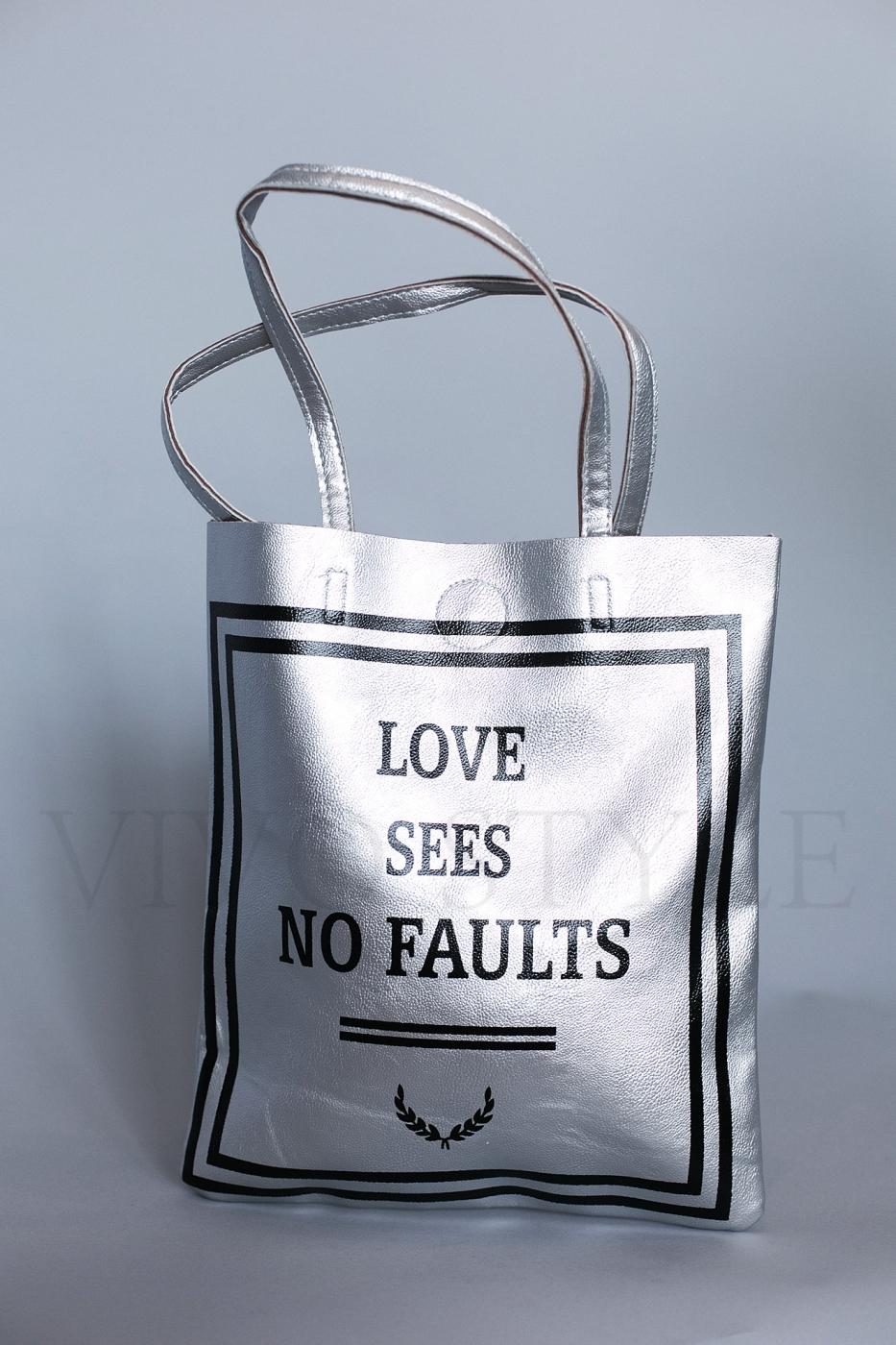 Повседневная сумка с принтом