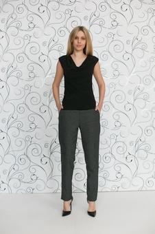 Многослойная блуза 10309-2
