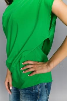 Зеленая Блузка Фото Казань