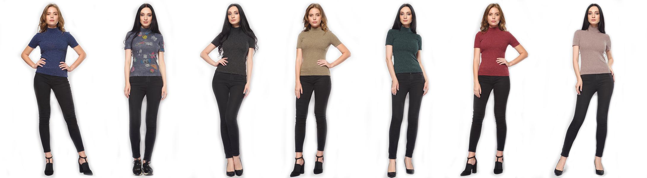 Оптовая продажа женской одежды на заказ