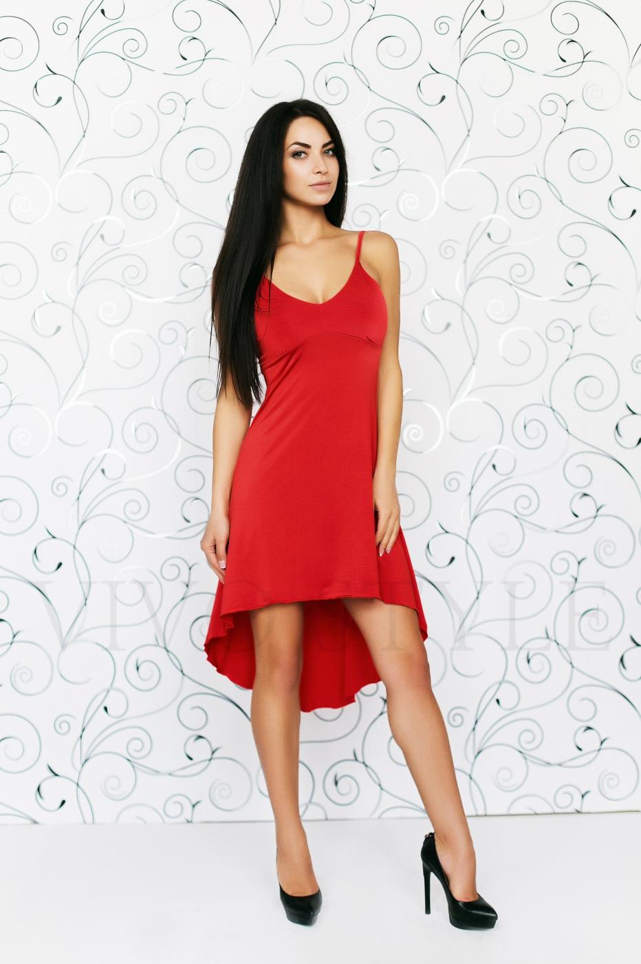 289673ea712 Платье с трапециевидной юбкой за 1020 рублей